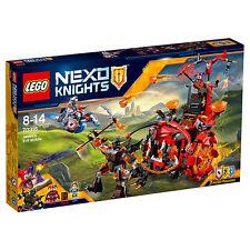 NEW LEGO NEXO KNIGHTS™ Jestro's Evil Mobile 70316