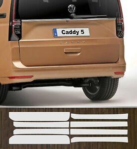 Lackschutzfolie transparent Einstiege Türen Einstiegsleisten  VW Caddy 5 ab 2020