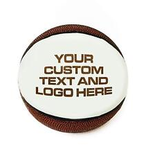 Custom Personalized 3D Laser Engraved Miniature Customized Toy 5 inch Basketball