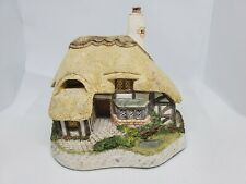 Vintage 1993 David Winter Cottages Ashe Cottage Collectors Guild Shelf Sitter