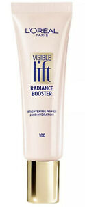 Loreal Visible Lift Radiance Booster Brightening Primer, 100