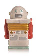 Clay Art Robot Coin Bank 1998