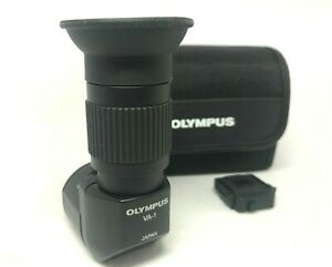 [TOP MINT in CASE] Olympus Varimagni Angle Finder VA-1 From JAPAN #453