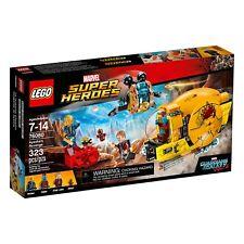 NEW LEGO Marvel Super Heros Ayesha's Revenge 76080 Building Kit Set Guardians