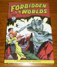 Forbidden Worlds Archives Volume 1, DAMAGED, Dark Horse hardcover, ACG Comics