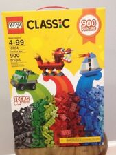 New LEGO Classic Creative Box 10704 900 Pieces Starter Huge Big Bricks