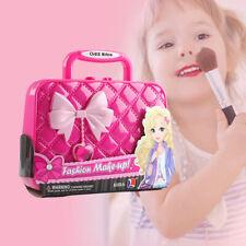 Children Kids' Cosmetics Princess Makeup Box Set Safe Non-Toxic Girl Makeup Kit