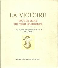 TROISIEME DIVISION D'INFANTERIE ALGERIENNE EN ITALIE - GUERRE 1939-1945 - ED. N°