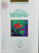 The Little Mermaid Signature Series Walt Disney Music Book Piano
