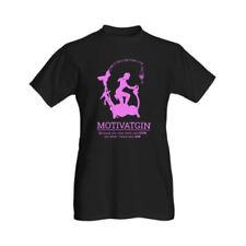 Hauts et chemises graphiques t-shirts noirs pour femme