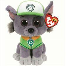 0e05cd2c5fd Ty Beanie Babies 41212 Rocky The Dog Paw Patrol