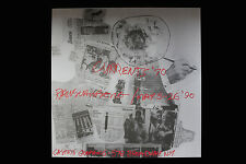 Robert Rauschenberg exhibition poster Currents '70 Castelli Graphics 1990