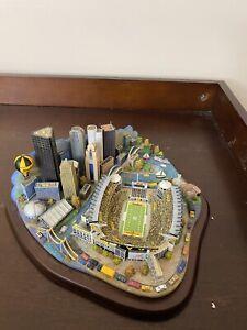 Danbury Mint Steelers Game Day Heinz Field Replica.