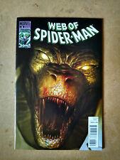 WEB OF SPIDER-MAN #6 FIRST PRINT MARVEL COMICS (2010) THE LIZARD