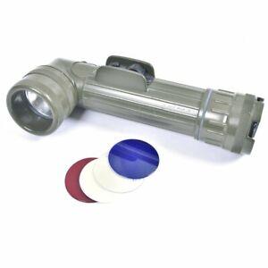 Authentic Fulton USGI Angle Head MX-991/U Flashlight  6230-00-264-8261 USA MADE
