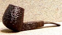 ROVERA Pipas - Black Root series, Brandy - Smoking Estate Pipe / Pfeife