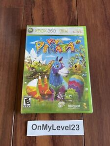 Microsoft Xbox 360 Viva Pinata 2006 RARE Original Release Microsoft NIP SEALED