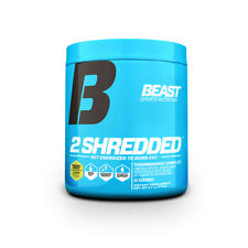 Beast Sports Nutrition 2 Shredded Thermogenic Fat Burning Complex (45 Servings)