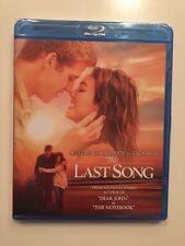 The Last Song (Blu-ray, 2010, 2-Disc Set) Miley Cyrus Liam Hemsworth