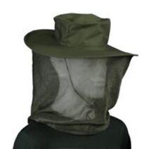 Care Plus® Headnet Pop-Up Hut mit Moskitonetz Kopfnetz Insektenschutz Hutnetz