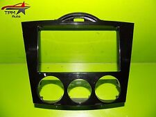 04 05 06 07 08 RX8 double din radio mount cover plate panel heat surround 7510