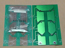 SUPER CAPACITOR Balancer Circuit Kit PCB Voltage 2.7 V 220 - 500 FARADS 16.2 V.