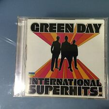 CD GREEN DAY - INTERNATIONAL SUPERHITS  NUOVO E SIGILLATO