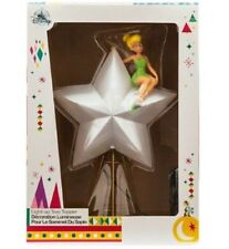 Disney 2018 Light Up Tinkerbell Christmas Tree Topper Peter Pan Tinker Bell NEW