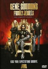 Gene Simmons - Family Jewels - Season On DVD