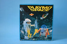 VERY RARE Playmobil 3591 Playmospace LYRA GREECE 1976  Playmo Space R2 D2 ROBOT