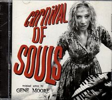 CARNIVAL OF SOULS: ORIGINAL 1962 MOVIE SOUNDTRACK - EERIE ORGAN HALLOWEEN MUSIC!