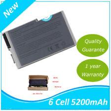 BATTERIE POUR DELL LATITUDE D500 D505 D510 D520 D530 D600 D610 11.1V 5200MAH