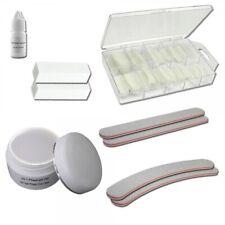 Nail Zubehör Set - 1-Phasengel 30ml - Nagel Feilen - Buffer und mehr