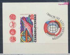 Tschechoslowakei Block40B postfrisch 1980 Kosmos (7497594