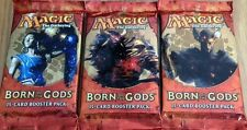 MTG BORN OF GODS 5 BOOSTER PACKS FREE SHIPPING