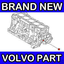 Genuine Volvo Engine Block Oil Core Plug C70 S60 V70 S80 XC70 XC90 Petrol Diesel