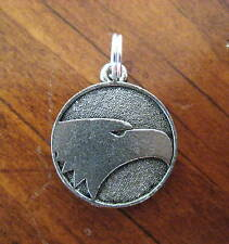 new! Georgia Southern University Eagles PEWTER CHARM bracelet jewelry pendant