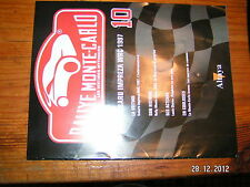 Fascicule Rallye Monte Carlo n°10 Rallye 1964 Subaru WRC 1997 Louis Chiron