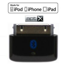 KOKKIA i10s + aptX (Luxurious Black) Tiny Bluetooth iPod Transmitter for iDevice