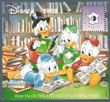 BLOC CNEP N°16 - Disney 1992 - Salon d'Automne