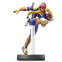 amiibo Captain Falcon Super Smash Bros. series Nintendo Wii U 3DS Japan