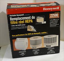 Honeywell 22500 Replacement Air Cleaner Hepa Filter Nip