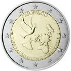 #RM# 2 EURO COMMÉMORATIVE MONACO (2007-2017) - TOUS LES PIÉCE DISPONIBLE