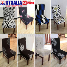 Spandex Stretch Dining Chair Cover Washable Removable Slipcover Protector US