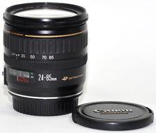 Canon EF 24-85 mm F/3.5-4.5 USM Ultrasonic Objektiv 1 Jahr Gewähr.