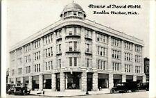 1918. HOUSE OF DAVID HOTEL. BENTON HARBOR, MICHIGAN. POSTCARD. YD1