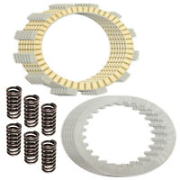 CLUTCH FRICTION PLATES and SPRINGS Fits YAMAHA YZ125 1975-1981