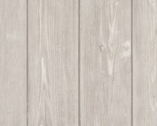 Non-woven Wallpaper wood design board beige AS Creation 8968-27 (2,99£/1qm)