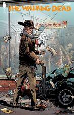 Walking Dead #1 Arkham Comix Exclusive Variant!!!