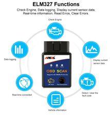 ELM327 V1.5 OBDII Automotive Scanner Bluetooth Car Auto Diagnostic Scanner OBD2